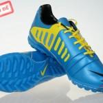 Giay da bong Nike CTR360 TF màu xanh | Thế giới bóng đá
