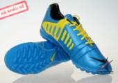 Giay da bong Nike CTR360 TF màu xanh gia re. Random