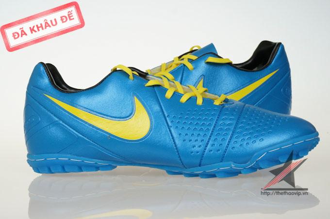 """Giay da bong Nike CTR360 TF màu xanh tại """"Giày đá bóng sân cỏ"""" 2"""