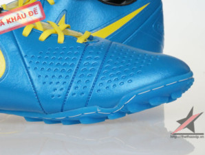 Giay da bong Nike CTR360 TF màu xanh_big_2