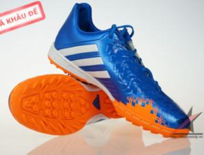 Giày đá bóng sân nhân tạo Predator LZ II TF xanh_big_0