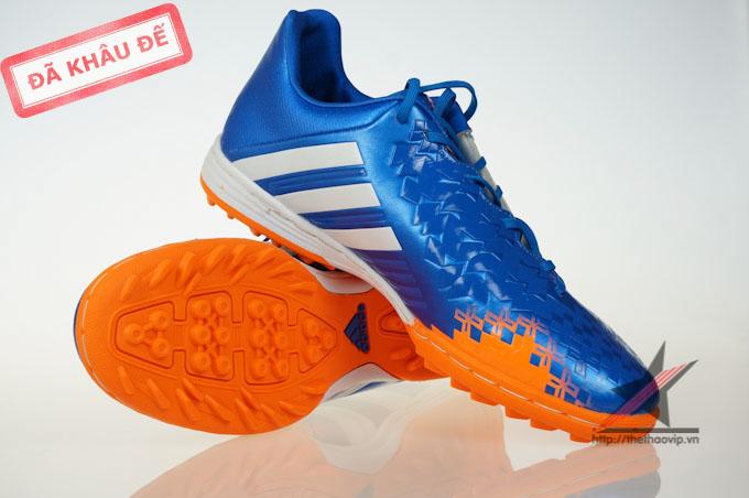 Giày đá bóng sân nhân tạo Predator LZ II TF xanh 2