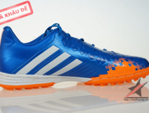 Giày đá bóng sân nhân tạo Predator LZ II TF xanh_big_2