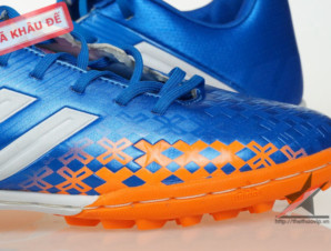 Giày đá bóng sân nhân tạo Predator LZ II TF xanh_big_1