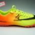 Giày đá bóng Nike Mercurial Vapor TF vàng cam_small_0