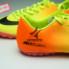 Giày đá bóng Nike Mercurial Vapor TF vàng cam_small_2