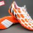 Giày đá bóng Adidas Predator TF Cam Trắng_small_0