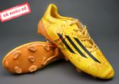 Giày đá bóng F50 Messi Vàng FG (Đã khâu đế) gia re. Random