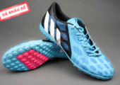 Giày đá bóng Predator Absolado xanh đen TF gia re. Random