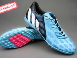 Giày đá bóng Predator Absolado xanh đen TF_big_0