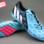 Giày đá bóng Predator Absolado xanh đen TF gia re. Moi nhat