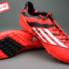 Giày đá banh F10 Adizero TF Đỏ Đen_small_0