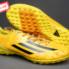 Giày đá bóng F50 Messi TF vàng_small_0