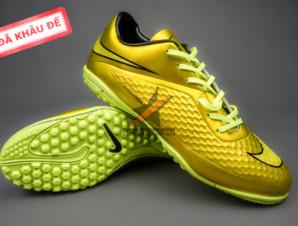 Giày đá bóng Hypervenom Phelon TF màu Đồng_big_0
