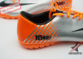 Giày Mercurial IX 10M Worldcup 2014 trắng cam gia re tai ha noi. xem nhieu