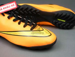 Giày đá bóng Nike Mercurial V TF Vàng (Hàng VN)_big_1