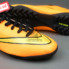 Giày đá bóng Nike Mercurial V TF Vàng (Hàng VN)_small_1