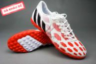 Giày bóng đá Predator Absolado TF Cam Trắng tai ha noi. Random