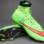 Giày bóng đá sân cỏ Mercurial Superfly IV FG Xanh gia re. Moi nhat