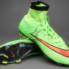 Giày bóng đá sân cỏ Mercurial Superfly IV FG Xanh_small_0