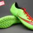 Giày bóng đá Nike Mercurial V TF Xanh Đỏ ( Hàng VN)_small_0