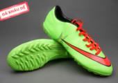 Giày bóng đá Nike Mercurial V TF Xanh Đỏ ( Hàng VN) gia re tai ha noi. xem nhieu
