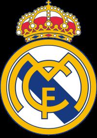hình ảnh logo câu lạc bộ (clb) bóng đá Real Madrid