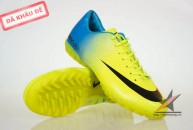 giay dinh dam tf, Giày đá bóng Nike Mercurial Vapor Superfly IX TF  Vàng