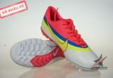 Giày đá bóng Nike Mercurial CR New TF Da cam