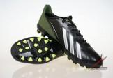 Giày đá bóng Adidas adizero f50 AG đen xanh