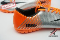 giay dinh dam tf, Giày Mercurial IX 10M Worldcup 2014 trắng cam