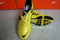 giay dinh tan ag, Giày đá bóng Nike CTR360 AG – Vàng Đen