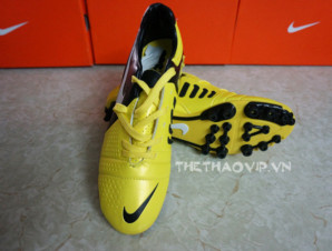 Giày đá bóng Nike CTR360 AG – Vàng Đen_big_0