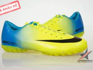 Giày đá bóng Nike Mercurial Vapor Superfly IX TF  Vàng_big_1