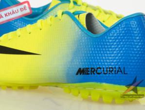 Giày đá bóng Nike Mercurial Vapor Superfly IX TF  Vàng_big_2