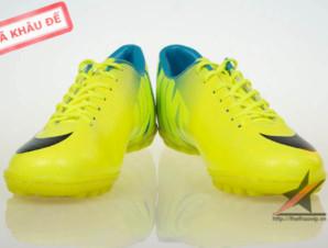 Giày đá bóng Nike Mercurial Vapor Superfly IX TF  Vàng_big_3