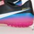 Giày đá bóng Nike Mercurial Victory III CR TF Đen Tím_small_3
