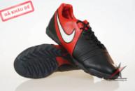 giay da bong, Giày đá bóng Nike CTR360 TF – Đỏ Đen