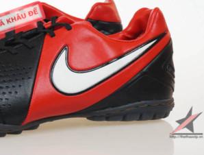 Giày đá bóng Nike CTR360 TF – Đỏ Đen_big_3
