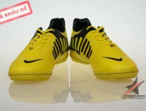 Giày đá bóng Nike CTR360 TF – Vàng Đen_big_3
