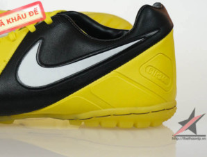 Giày đá bóng Nike CTR360 TF – Vàng Đen_big_2