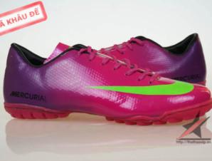 Giày đá bóng Nike Mercurial Vapor Superfly IX TF Tím_big_1