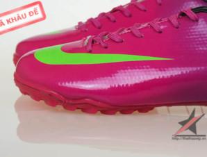 Giày đá bóng Nike Mercurial Vapor Superfly IX TF Tím_big_3