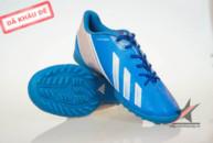 giay bong da adidas, Giày đá bóng Adidas adizero f50 TF Xanh 1