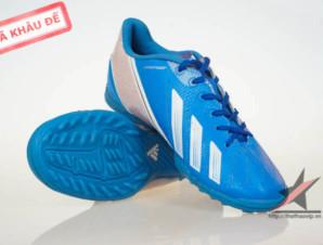 Giày đá bóng Adidas adizero f50 TF Xanh 1_big_0