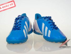 Giày đá bóng Adidas adizero f50 TF Xanh 1_big_2