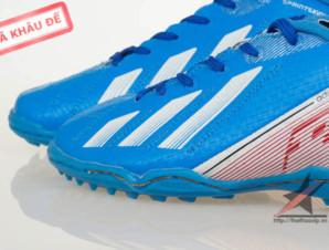 Giày đá bóng Adidas adizero f50 TF Xanh 1_big_3