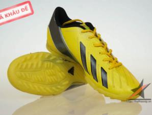 Giày đá bóng Adidas adizero f50 TF Vàng_big_0