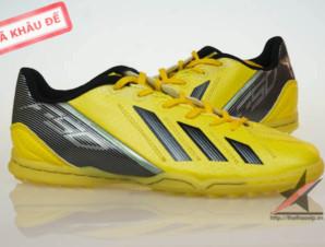 Giày đá bóng Adidas adizero f50 TF Vàng_big_1