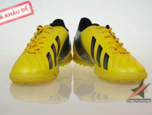 Giày đá bóng Adidas adizero f50 TF Vàng_big_2